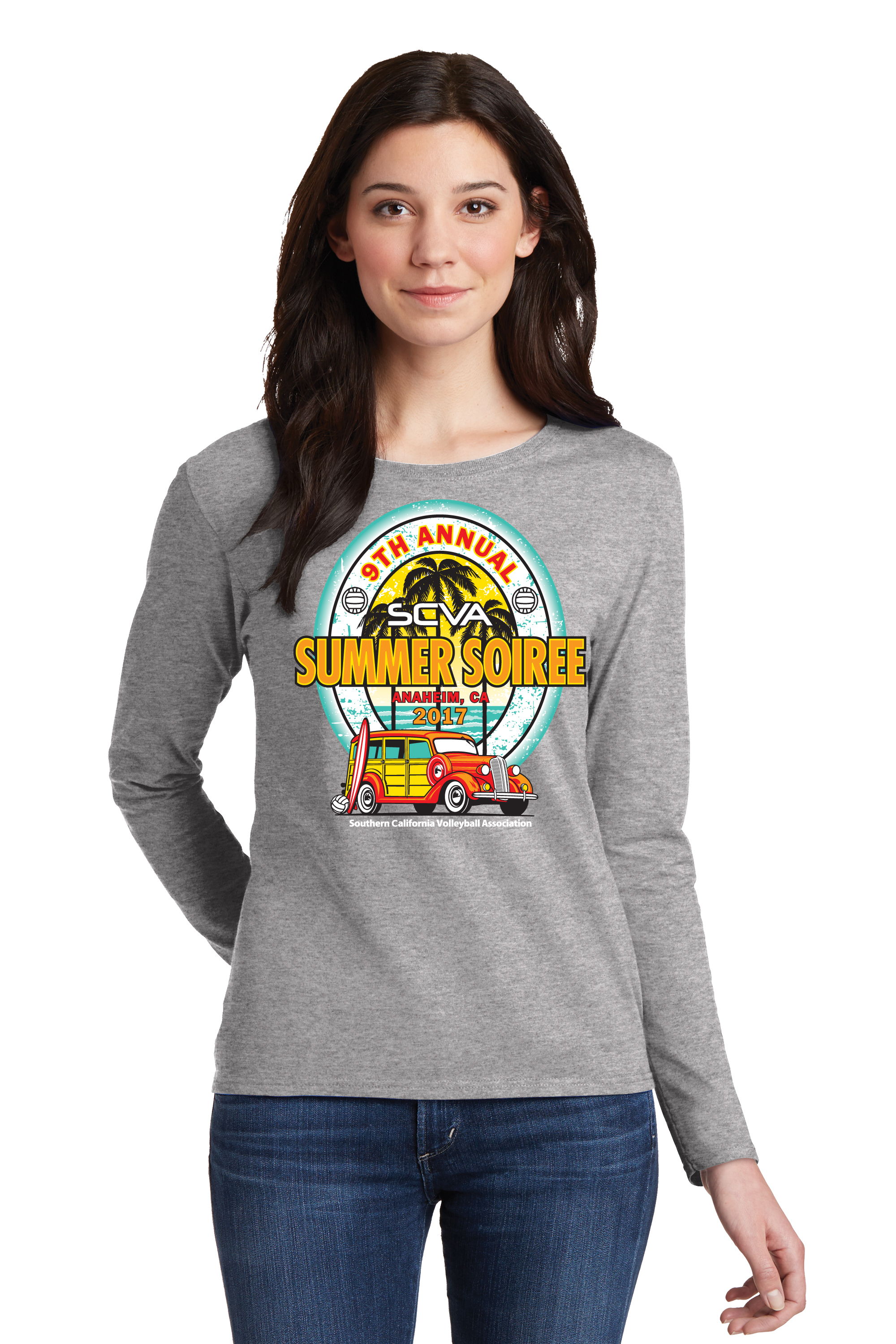 Summer Soiree Longsleeve