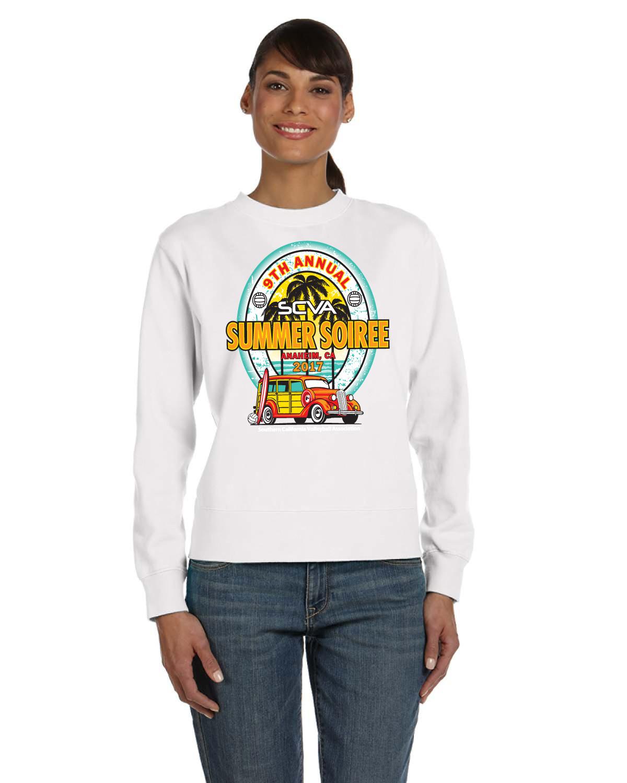 2017 Summer Soiree Crew Neck Sweatshirt