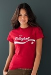 """Enjoy Volleyball"" Tee Shirt"
