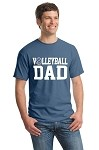 Volleyball Dad Tee Shirts