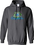 "50% OFF! - 2014 SCVA  Qualifier Hoodie ""Los Angeles"""