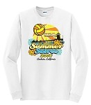 "2014 SCVA  Summer Soiree Long sleeve Tee ""Anaheim, CA"""