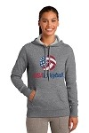 Hoodie USA Volleyball - World League
