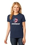 USA Volleyball - World League Tee