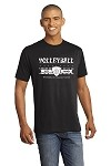 """World Toughest Sport, Volleyball"" Tee"